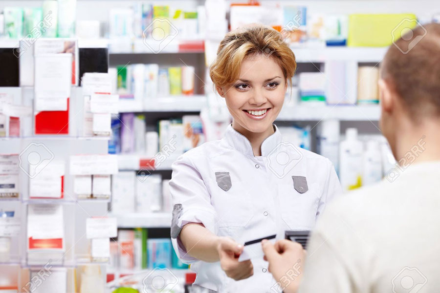 NationWide Pharmacies with Custom NHS system
